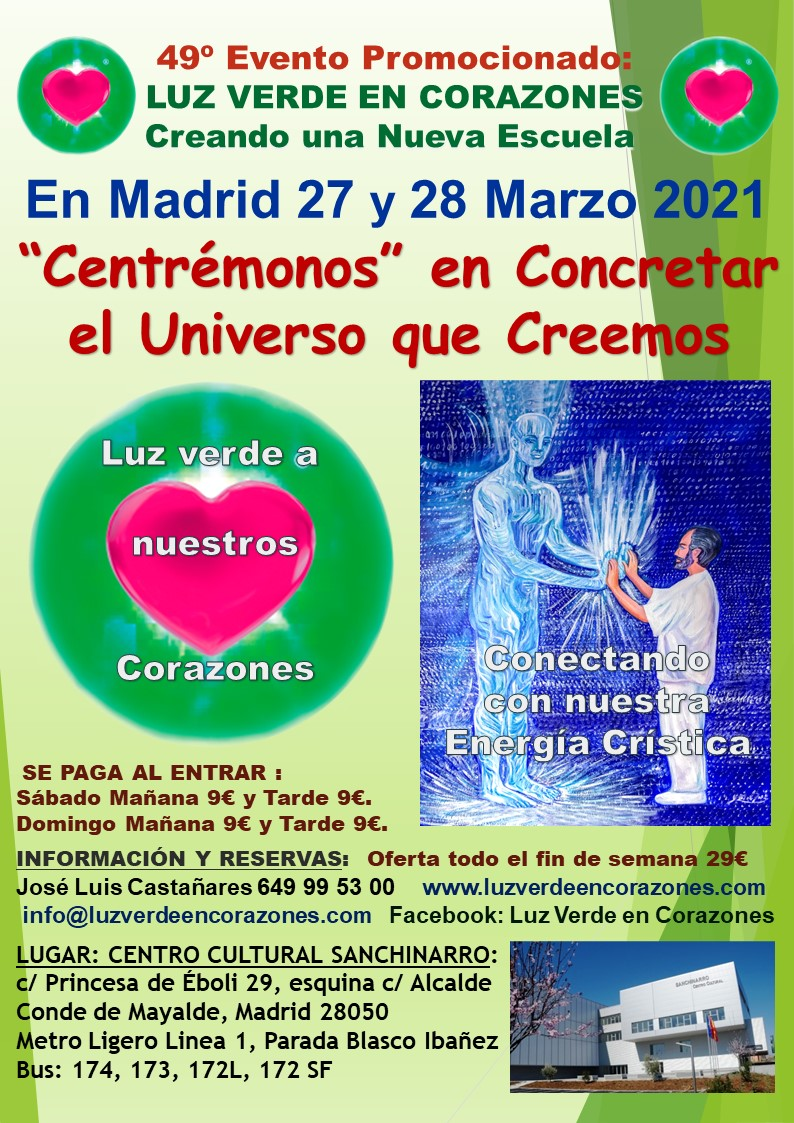 Evento Online Febrero 2021